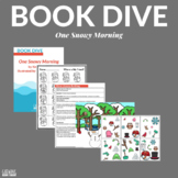 One Snowy Morning Activities (Book Dive)