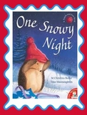One Snowy Night Story Sequence Cards