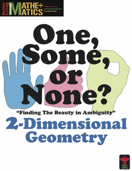 Geometry, Attributes and Logic: One, Some or None?