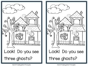 One Spooky Night: A Look-And-Find Counting Book