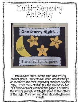 One Starry Night ... Teaching igh
