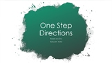 One Step Directions - Random Items