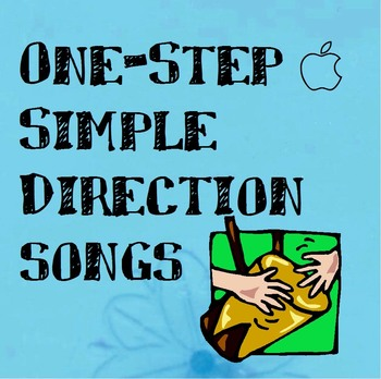 One Step Directions songs for regular and special education