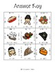 One Step Equation Thanksgiving Puzzle (Addition, Subtraction)