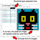 One-Step Equations - Addition & Subtraction - Google Sheets - Cats