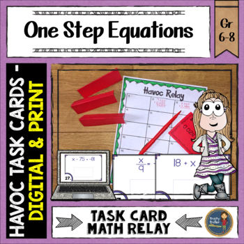 One Step Equations Havoc Relay