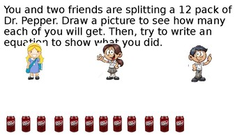 One Step Equations Multiplication