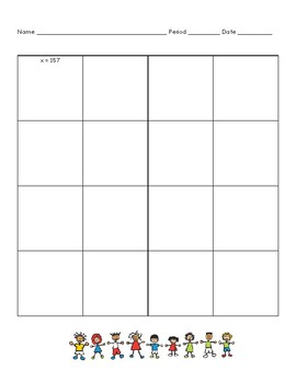 One Step Equations Puzzle Squares