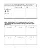 One Step Equations Quiz, Test, Review
