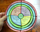 One-Step Equations Wheel Foldable and Worksheet