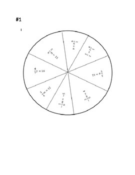 One Step Equations Wheels of Fun
