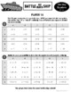 One Step Equations (add and subtract only) - Battle My Math Ship Activity
