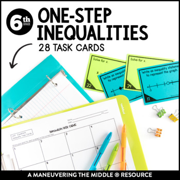 One Step Inequalities
