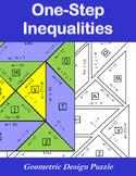 One-Step Inequalities Puzzle