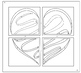 One Step Inequalities Valentine's Day Coloring Activity