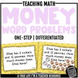 One-Step Money Word Problems