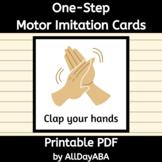 One-Step Motor Imitation Cards - PEAK Direct Training Goal