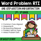 One Step Word Problem Intervention (RTI) for Addition and