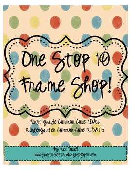 One Stop 10 Frame Shop