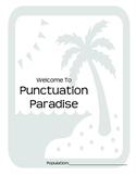 One Stop Grammar Shop: Punctuation Paradise