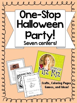 One-Stop Halloween Party!