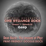One Strange Rock: Episode 01. Gasp [Netflix]