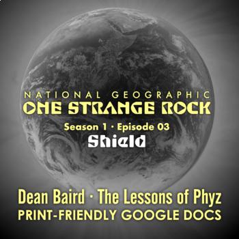 One Strange Rock: 3. Shield - Video Question Set