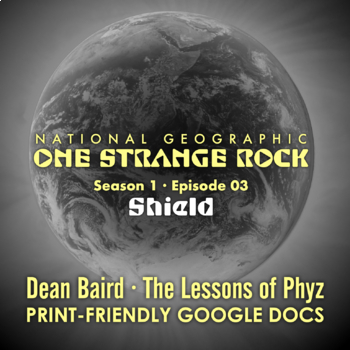 One Strange Rock: Episode 03. Shield [Netflix]