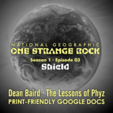 One Strange Rock: Episode 03. Shield [Netflix]