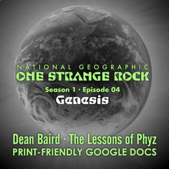 One Strange Rock: Episode 04. Genesis [Netflix]