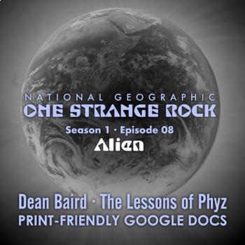 One Strange Rock: 8. Alien - Video Question Set
