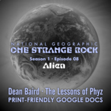 One Strange Rock: Episode 8. Alien [Netflix]