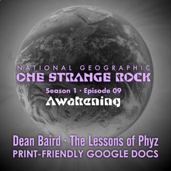 One Strange Rock: 9. Awakening - Video Question Set