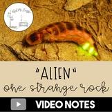 One Strange Rock: Alien