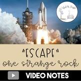 One Strange Rock: Escape