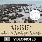 One Strange Rock: Genesis