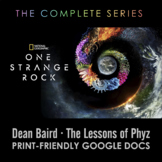 One Strange Rock - Season 1 BUNDLE
