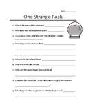One Strange Rock guided notes