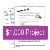 $1000 Catalogue Math Project