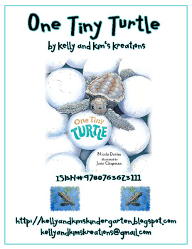 One Tiny Turtle by Kelly and Kim's Kreations | Teachers ...