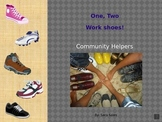 One Two Buckle My Shoe: Community Helpers