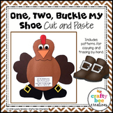 One Two Buckle My Shoe Craft
