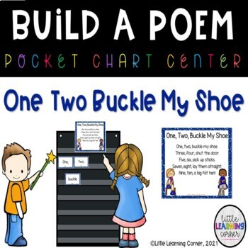 Build a Poem ~ One Two Buckle My Shoe