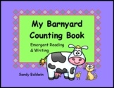 One Two Cows Say Moo Barnyard Reading & Writing Activities
