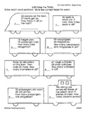 One- and Two-Step Word Problems within 100 - 1 (CCSS 2.OA.A.1)