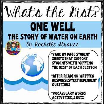 Engage NY Module 4 - One Well: The Story of Water on Earth