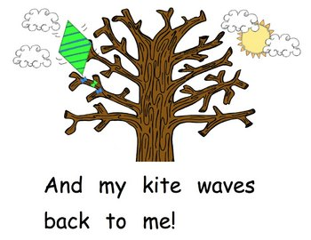 One Windy Day Sight Word Reader