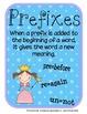 One Wonderful Night Prefix and Suffix Centers