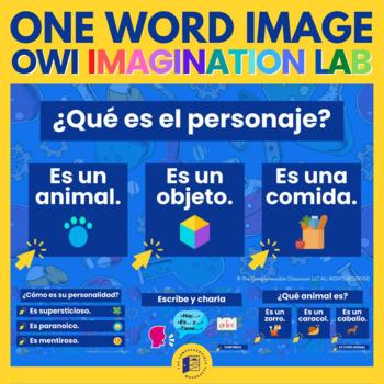 One Word Image Imagination Lab (OWI)