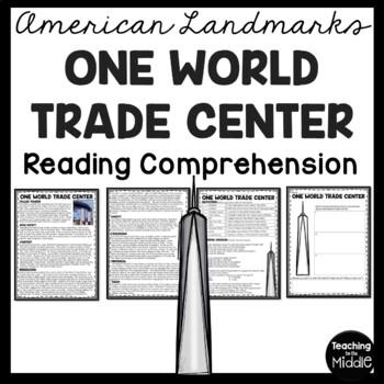 One World Trade Center  Reading Comprehension; American Landmark; September 11th